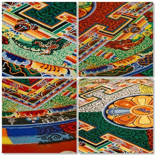 Mandala Closeups