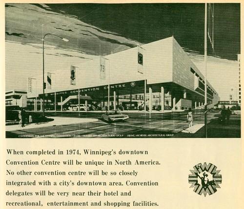 Convention Centre Ad