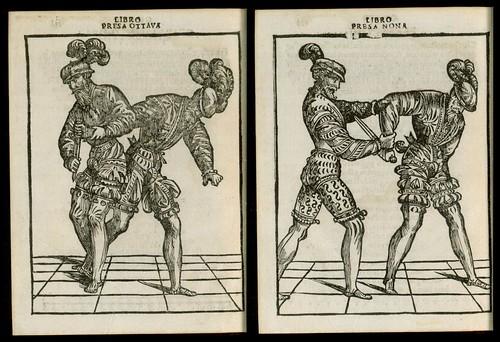 L'arte de l'Armi by Achille Marozzo, 1536 m
