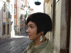 haircut darkshort bob (wip-hairport) Tags: red haircut portugal dark lisbon bob short hairdresser dye wiphairport