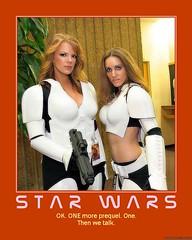 d starwars 7 (dmixo6) Tags: starwars funny motivator cosplay stormtroopers luke humor empire irony imperial despair motivation parody demotivator spielberg obiwan demotivation dmixo6