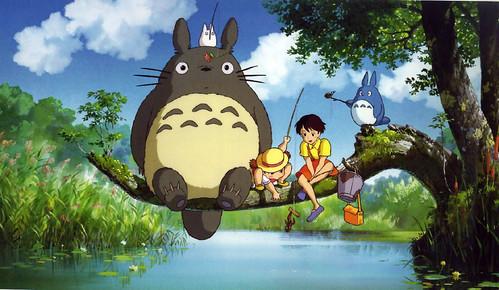 animé Totoro