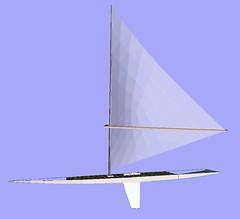 Dynamite Sailboard