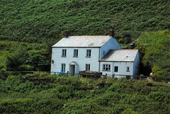 Cottage (zwingli2) Tags: cornwall cottage boscastle