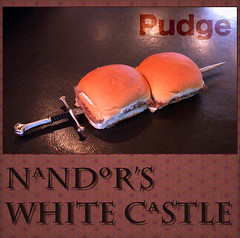 """Nandor's White Castle"" Cover"