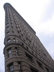 Flatiron, Manhattan by katherine of chicago, on Flickr