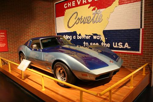 Corvette Museum Zora's Car