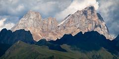 Marmolada (jtsoft) Tags: mountains landscape italia olympus dolomiti marmolada e510 catinaccio zd50200mm granvernel puntapenia jtsoftorg