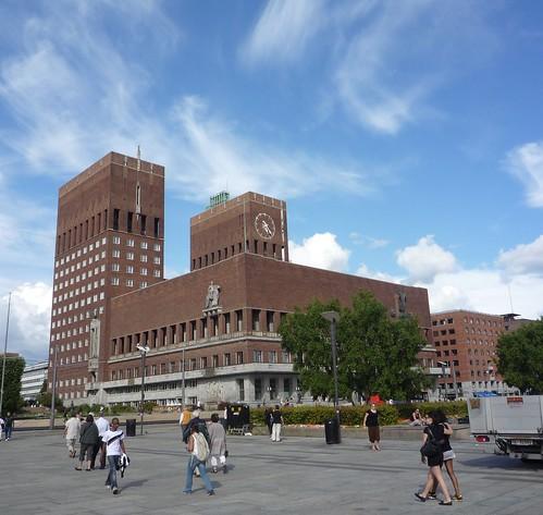 Rådhuset / Oslo City Hall_3