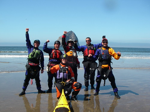 expedition competed, Pacific City