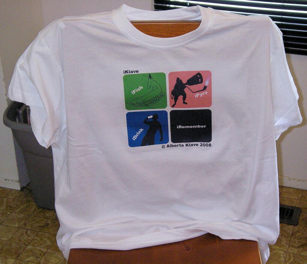 Klave Tee Shirt