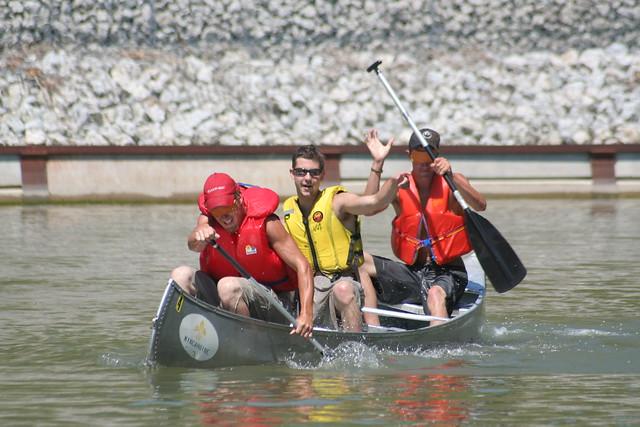 Busy Canoe
