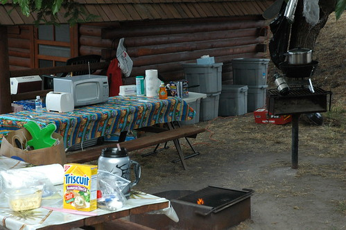 21st century camping
