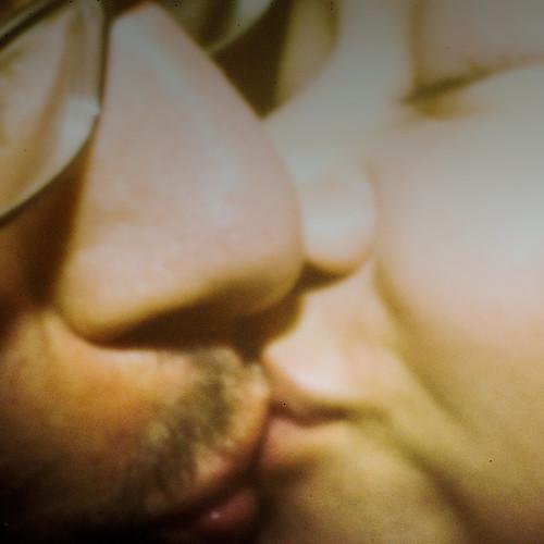 Un beso (365-85)