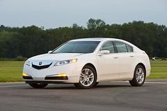 2009 Acura TL a