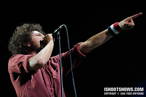 Rage Against The Machine @ Lollapalooza