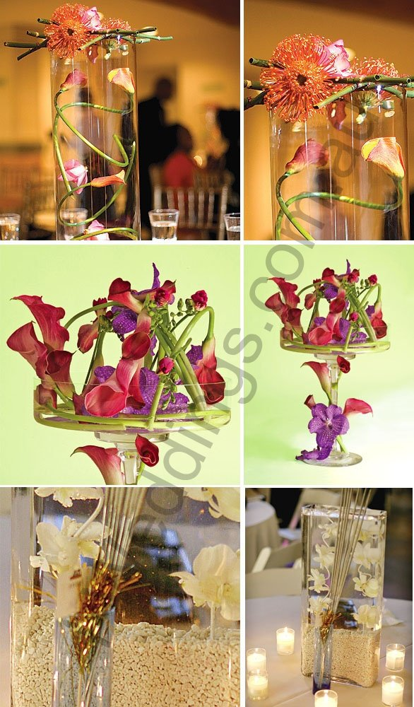 iLoveThese unique centrepieces