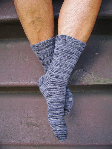 Simple Man Socks