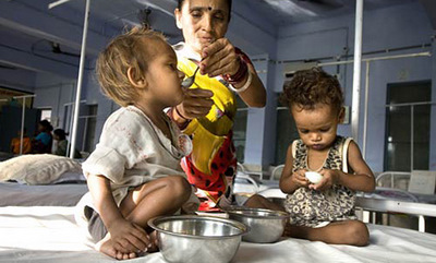 child hunger india Anita Khemka  For The Times