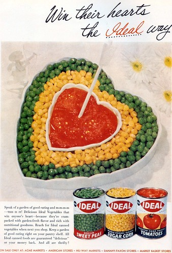 Ideal Veggie Heart