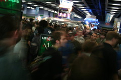 PAX Expo Hall Crowd