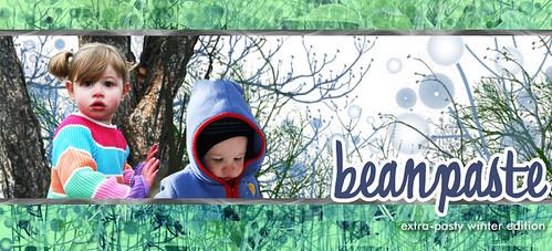 BeanPaste Winter Banner