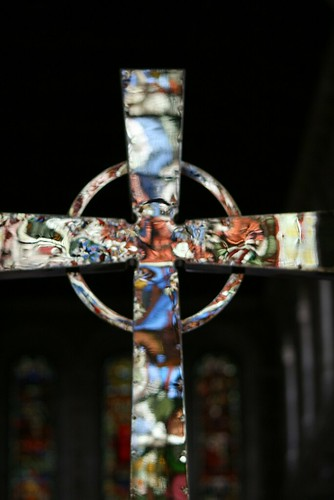 Coloured Cross
