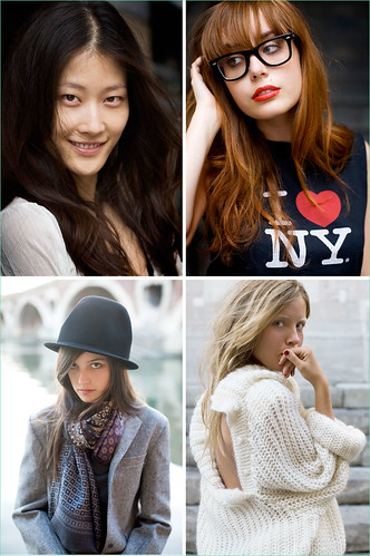 Garance Dore's Pretty Girls