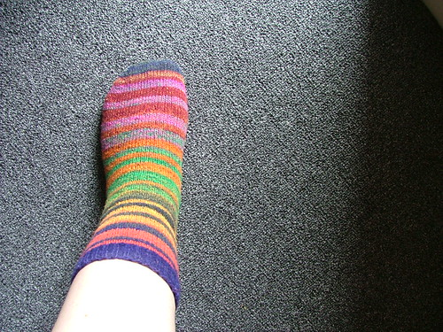 Noro Stripes One down
