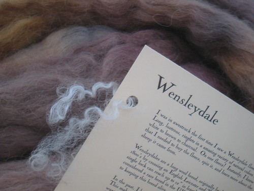 Verb Wensleydale