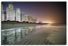 Low Tide @ JBR (DanielKHC) Tags: longexposure beach night digital interestingness high nikon bravo dubai dynamic tide low uae explore bec residence range fp frontpage dri increase hdr jumeirah blending d300 jbr dynamicrangeincrease 6exp danielcheong infinestyle bratanesque danielkhc explorefp tokina1116mmf28 gettyimagesmeandafrica1