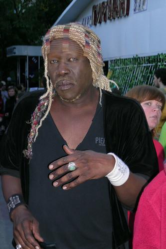 Geoffrey Oryema, Koktebel 2008