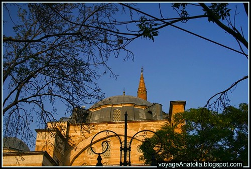 Sherafeddin Camii at Konya