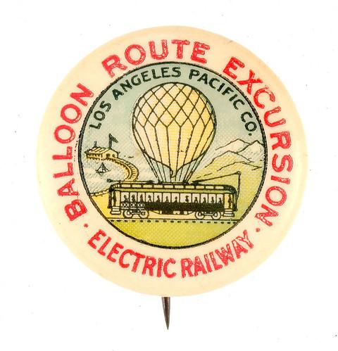 Balloon Route Button