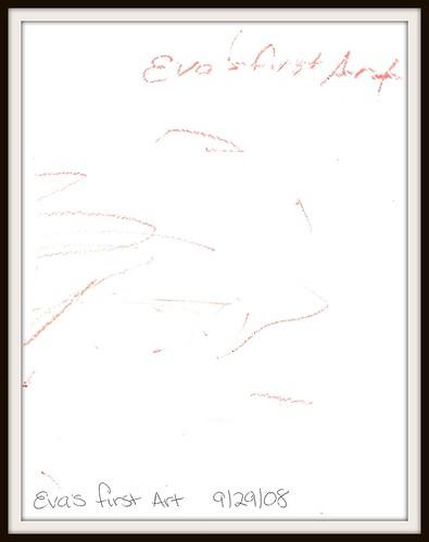 Eva's 1st Art
