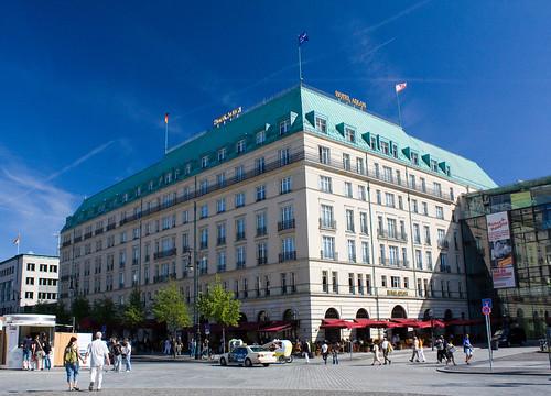 Hotel Adlon, Berlin