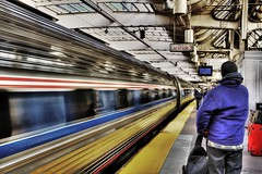 NJTransit (DP Photography) Tags: newyork newjersey trains amtrak hdr njtransit trainstations photomatix newarkpennstation tonemapping pennstationnewark debashispradhan dpphotography ewrtrenton dp photography
