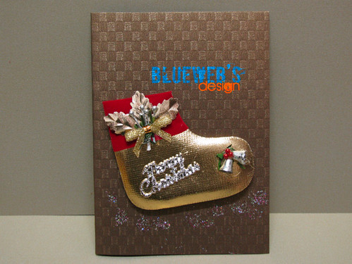 Xmas card-handmade18 by you.