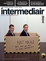 AWARDWINNING MAGAZINE COVER (jaap!) Tags: price magazine photography design moving graphic first business tape cover boxes vote weekly jaap biemans awardwinning pricewinning coveraward businesscover
