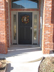 Before Front Door (Impressive Restorations) Tags: oklahoma oklahomacity concreteart concretedesign impressiverestorations concreteresurfacing permacrete danielware jorgeware stephanieware paulaamold wwwimpressiverestorationscom 4058245910