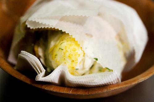 Sabich pita sandwich from Taim