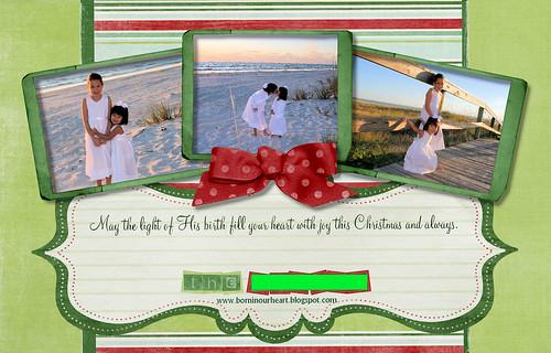 2008 Christmas Card BS