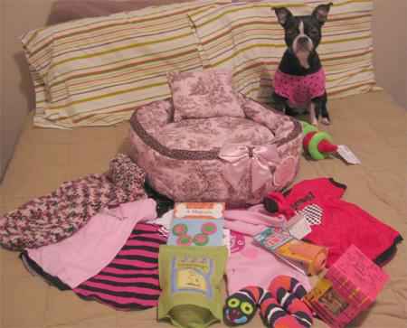 Woof! Christmas Swap 2008