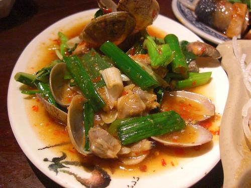 泰式海瓜子