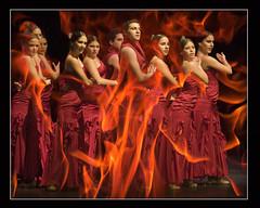 Las Calaitas (eletrusco) Tags: victor fuego baile flamenco digitalcameraclub calaitas