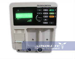 101-Physio_Control_Lifepak_9P_patient_monitor-1 (absolutemed.com) Tags: defibrillator aed usedmedicalequipment