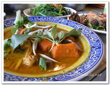 越南銘記 咖哩雞