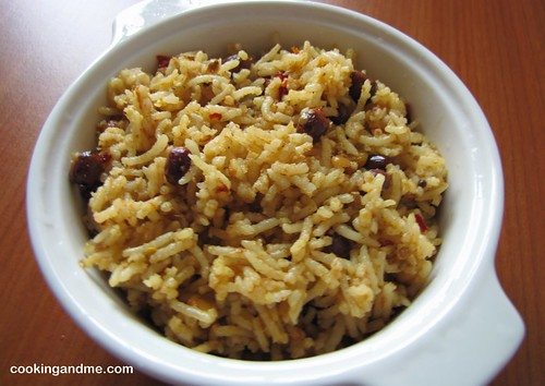 Tamarind Rice / Puliogare / Puliogare Recipe | How to Make Tamarind Rice
