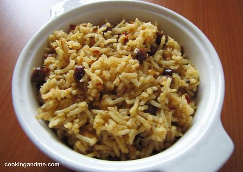 Tamarind Rice | Puliyogare | Puliodhare | Ganesh Chaturthi Recipes