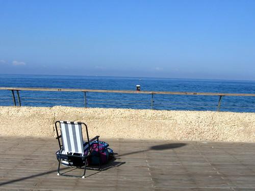 Tel Aviv  harbor